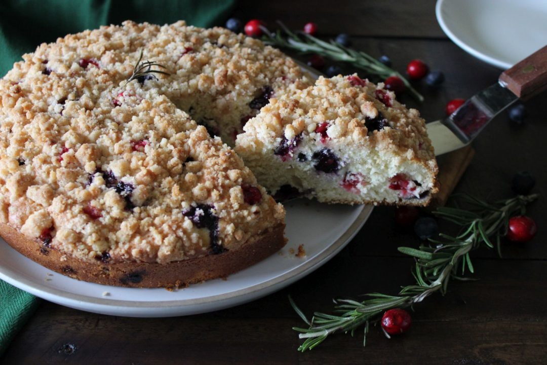 Christmas Morning Coffee Cake Bonappeteach
