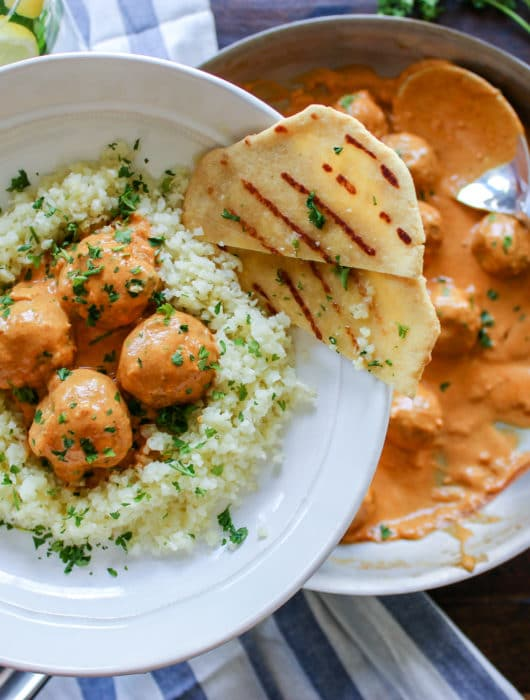 how to make low carb butter chicken